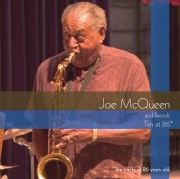 Joe McQueen and friends - Ten at 86 - Cover Image